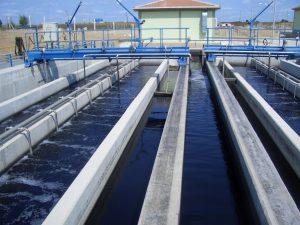 hệ thống xử lý nước thải ngành dệt may