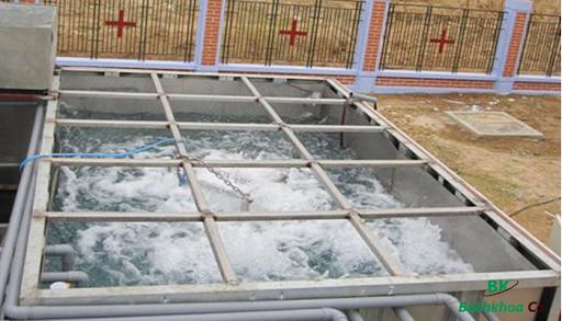 một trong những phương pháp chất lượng để xử lý nước thải bệnh viện