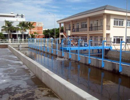 xử lý nước thải sinh hoạt chất lượng