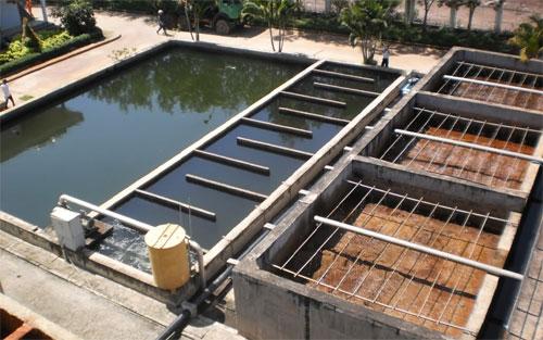hệ thống xử lý nước thải bệnh viện đang được áp dụng nhiều nơi